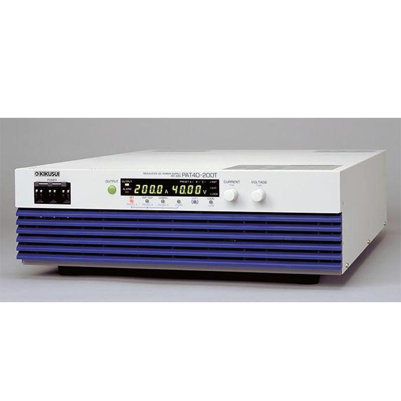 日本菊水 PAT-T 系列 高效率大容量开关电源