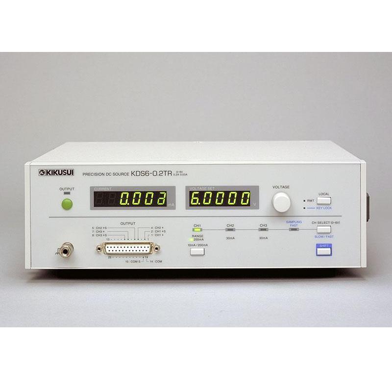 日本菊水 KDS6-0.2TR DC精密电源
