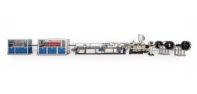 硅芯集束管生產線
