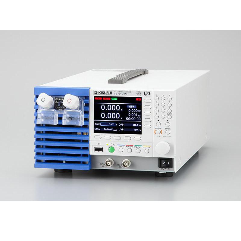 日本菊水 PLZ-5W/5WZ 系列 多功能直流电子负载装置