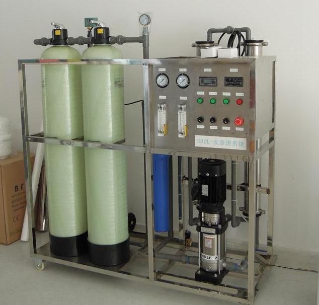 分享一下纯水设备中反渗透装置的特点及功能