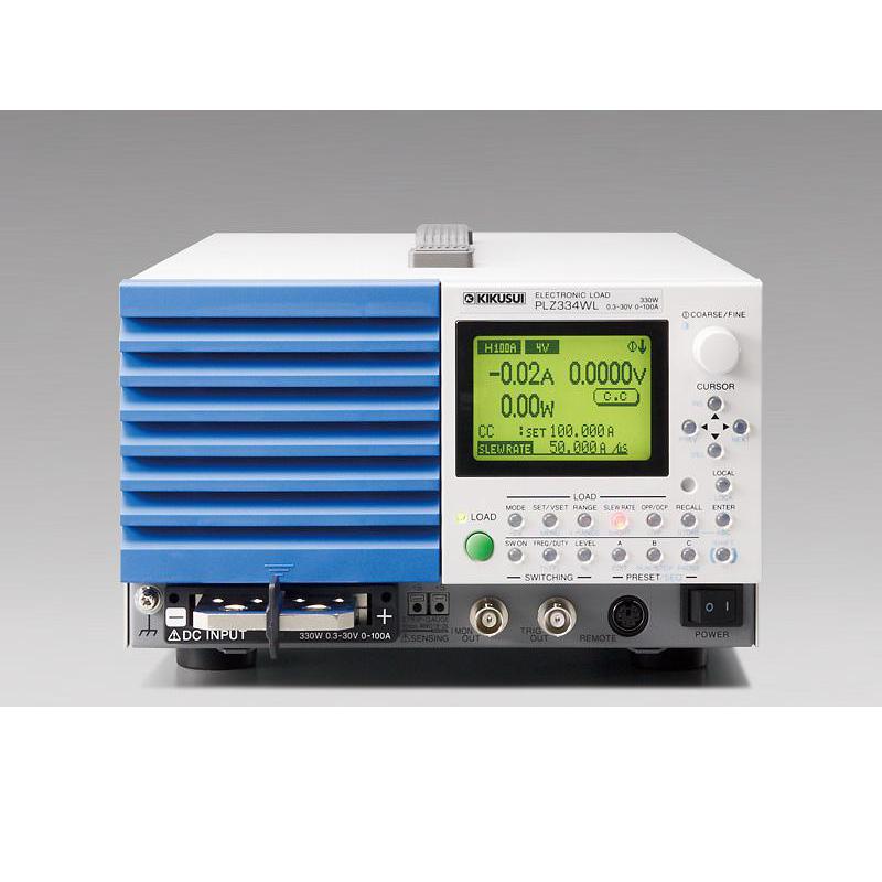 日本菊水 PLZ-4WL 系列 低电压、高速大电流的 直流电子负载装置