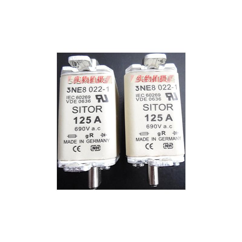 全新原装西门子熔断器 3NE8022-1 现货