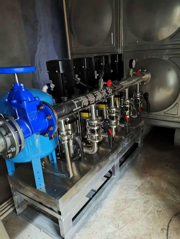 云南省某市中医院二次加压供水设备采购