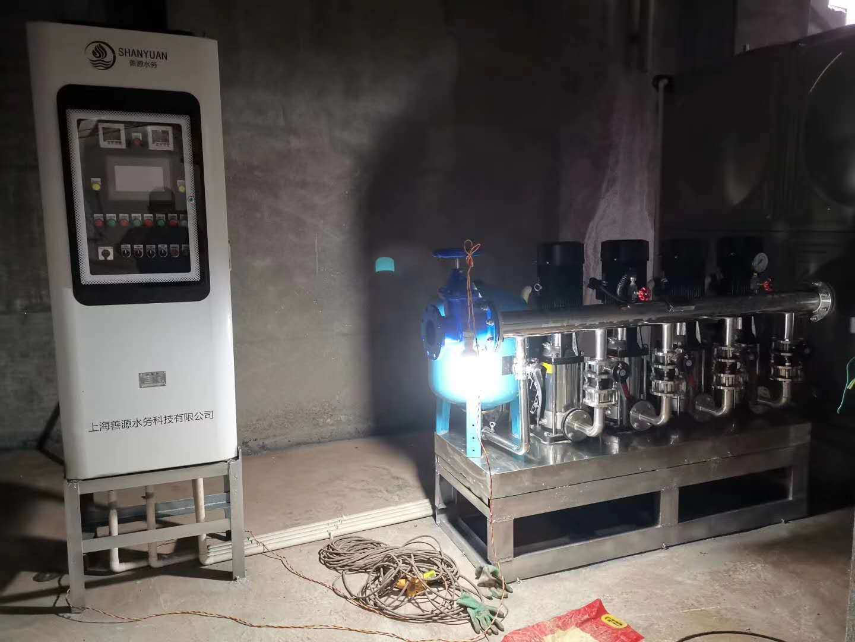 上海善源水務科技供水機組