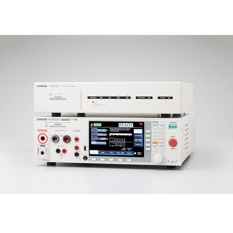 日本菊水 TOS9300 系列 电气安全标准测试多功能分析仪