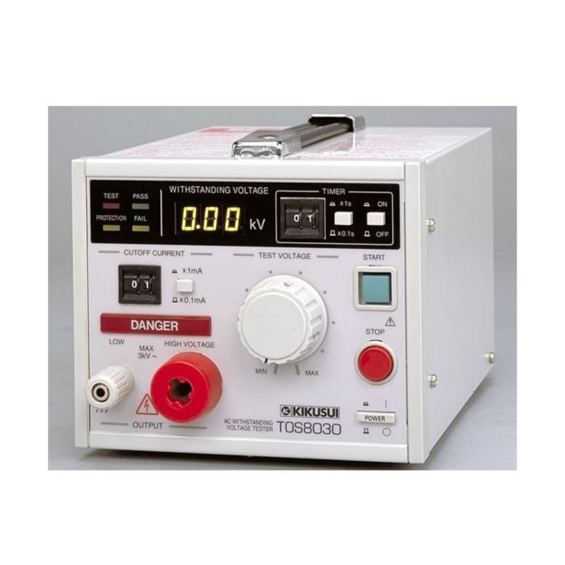 日本菊水 TOS8030 耐压测试仪