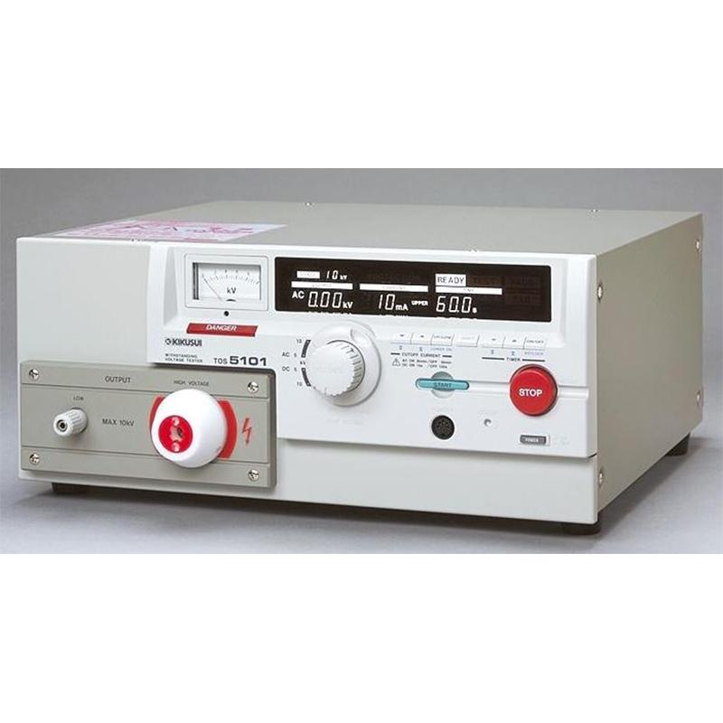 日本菊水 TOS5101 [10kV AC/DC] 耐压测试仪