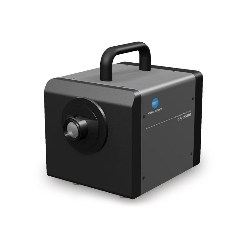 美能达 CA-2500 二维色彩分析仪