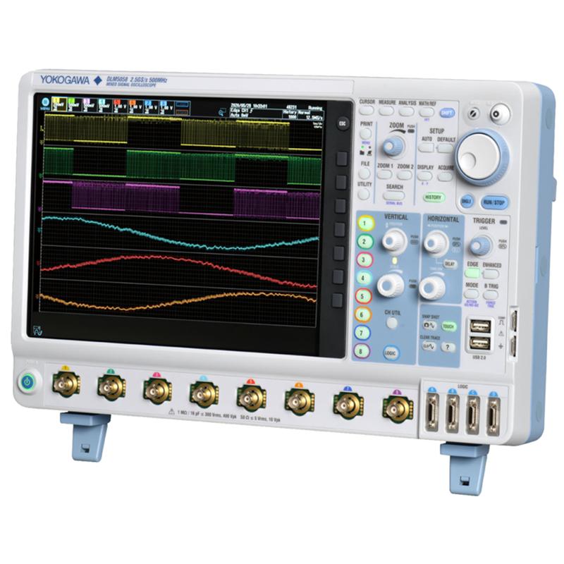 日本横河 DLM5000系列 混合信号示波器