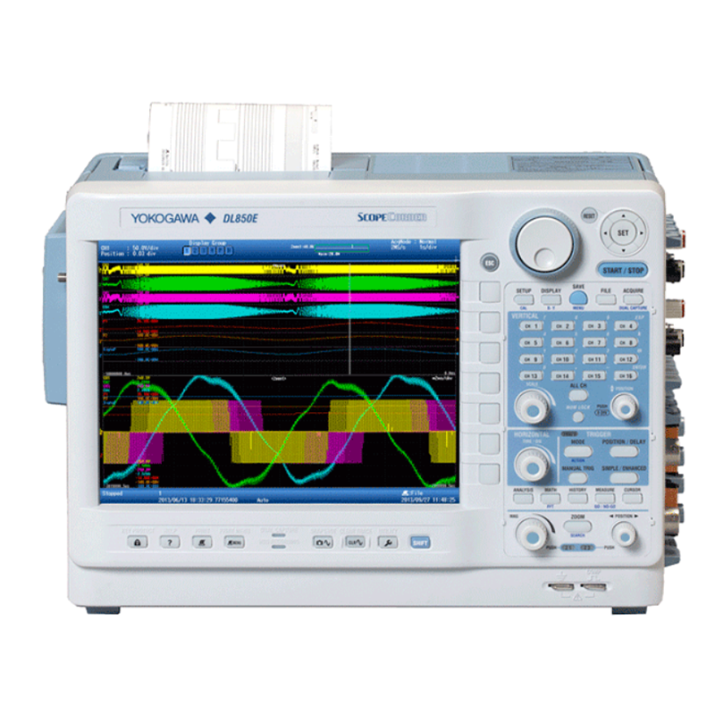 日本横河 DL850E/DL850EV 示波记录仪