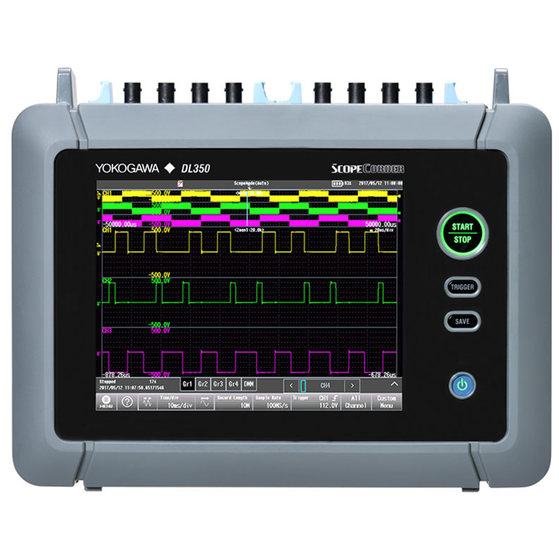 日本横河 DL350便携式示波记录仪