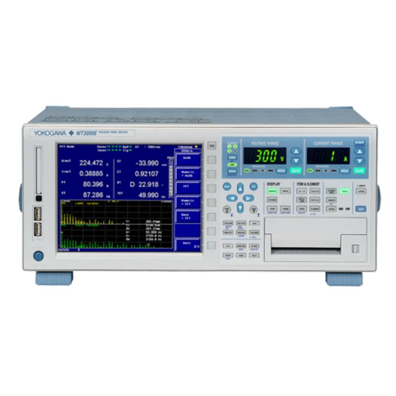 日本横河 WT3000E 高精度功率分析仪