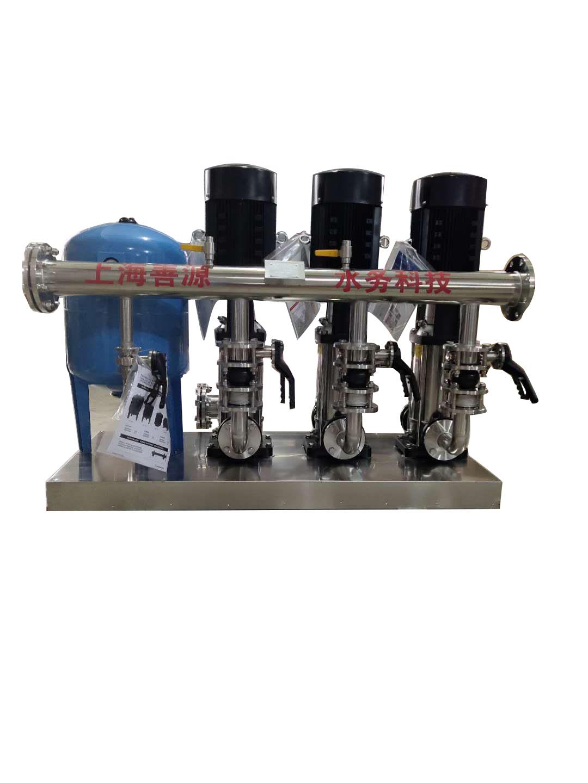 善源教您選擇變頻恒壓供水設備時需要注意的六大點