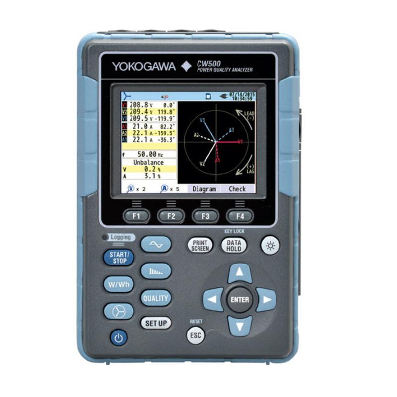 日本横河 CW500 电能质量分析仪