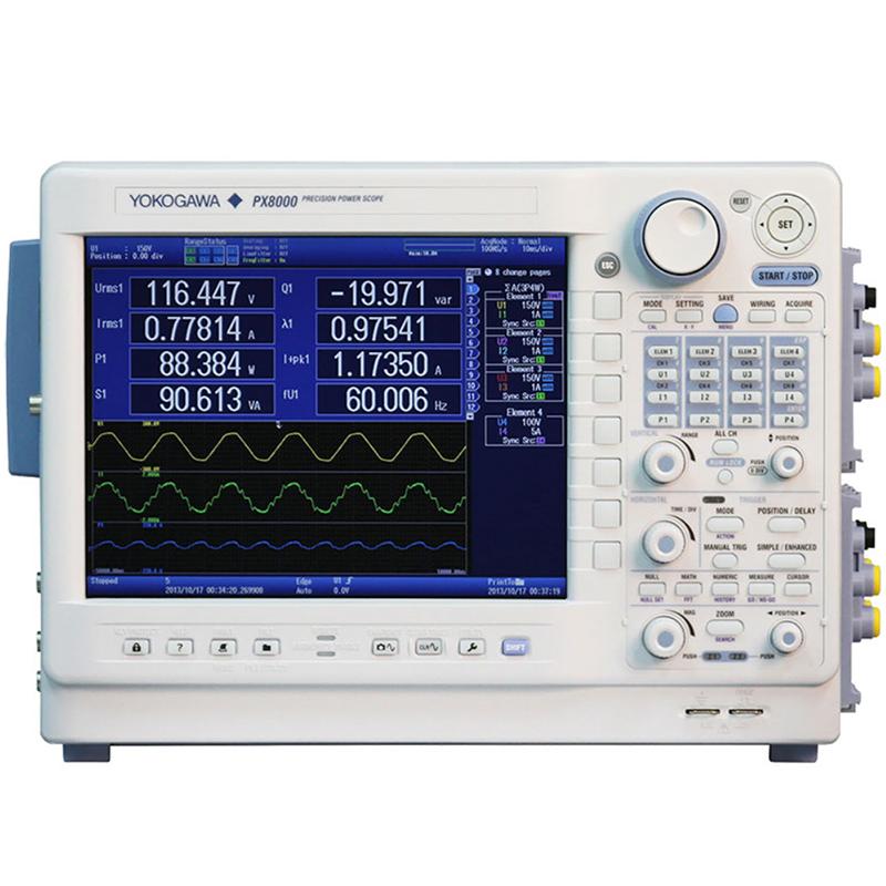 日本横河 PX8000 示波功率仪
