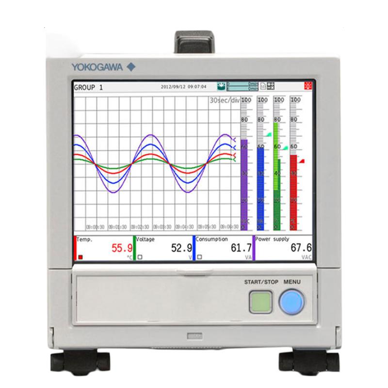 日本横河 GP10/GP20系列 便携式无纸记录仪