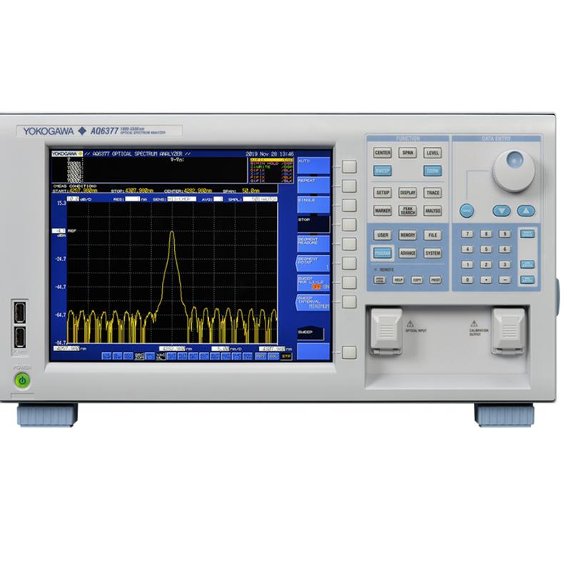 日本横河 AQ6377 光谱分析仪