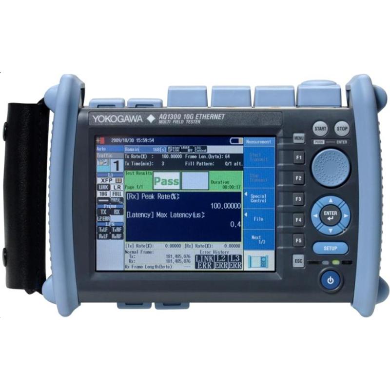日本横河 AQ1300 以太网手持式测试仪