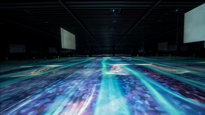 你知道什么是感应式LED地砖屏么