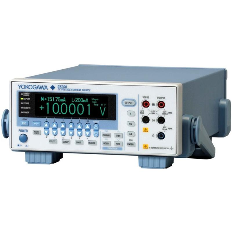 日本横河 GS200 DC电压/电流源