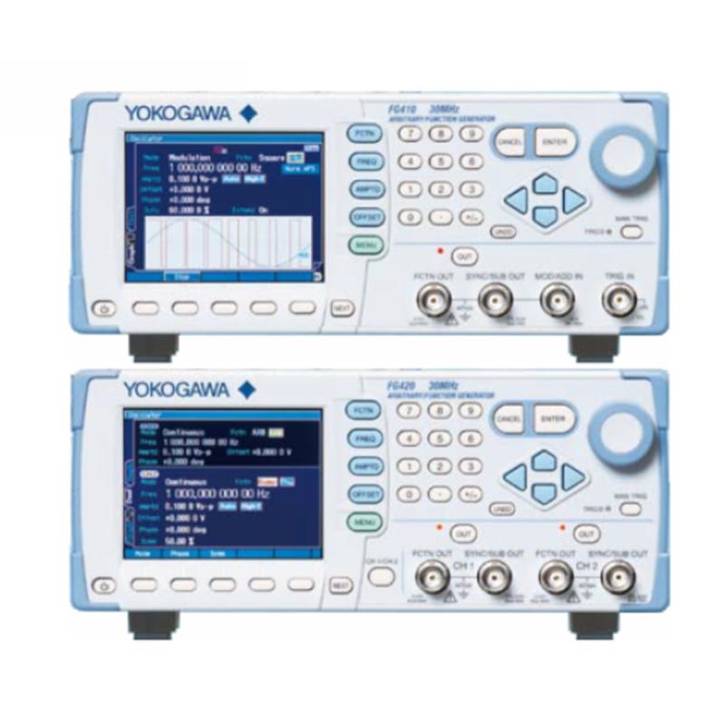 日本横河 FG400系列 任意波形/函数发生器