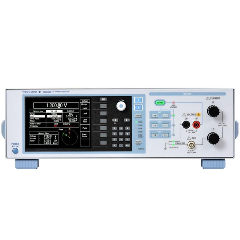 日本横河 LS3300 交流功率校准仪