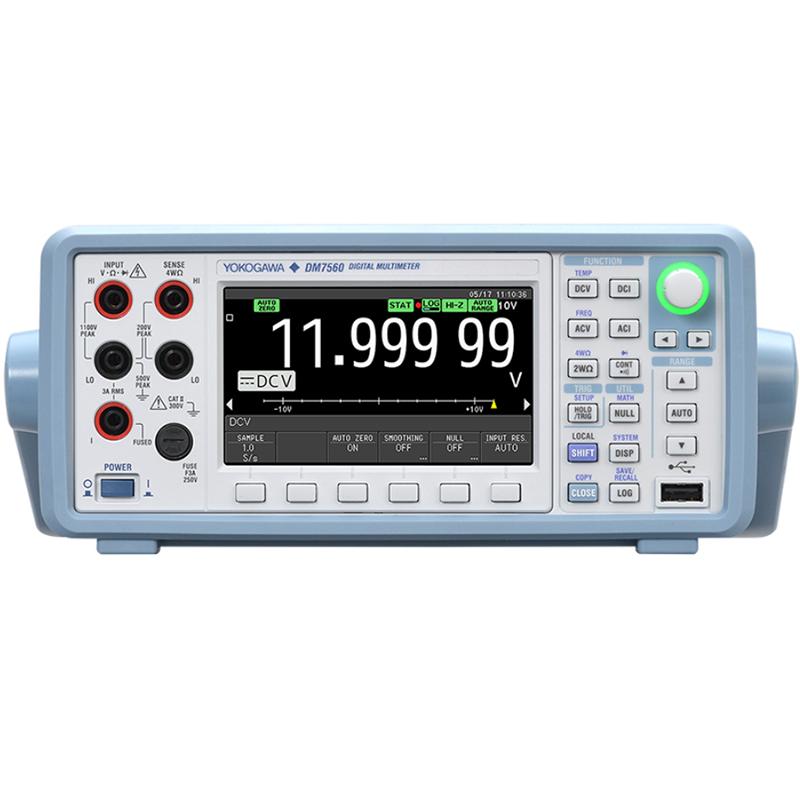 日本横河 DM7560 数字万用表6.5位