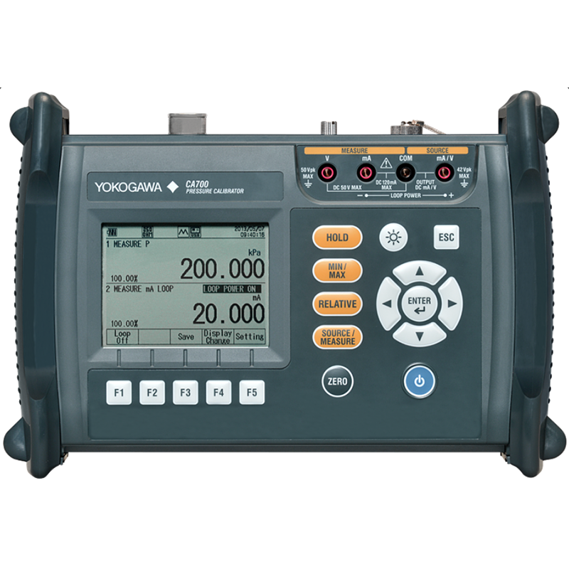 日本横河 CA700 压力校准器