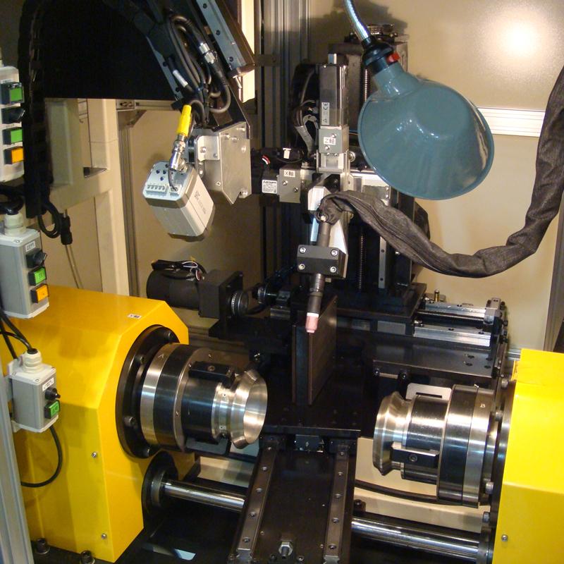 不銹鋼球自動焊接機