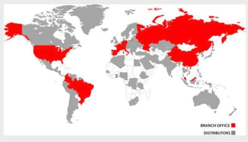 AIGNEP的国际化