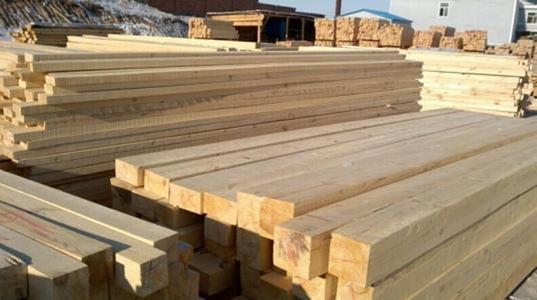 建筑方木挑選方法