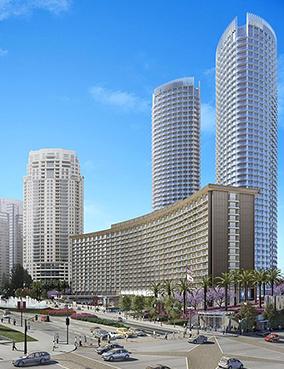 EB-5项目进展报告:CMB组48世纪广场酒店项目现场直击!