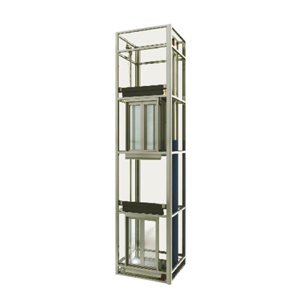 液压型别墅电梯