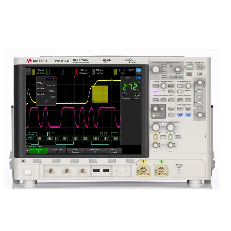 是德科技 DSOX4052A 示波器