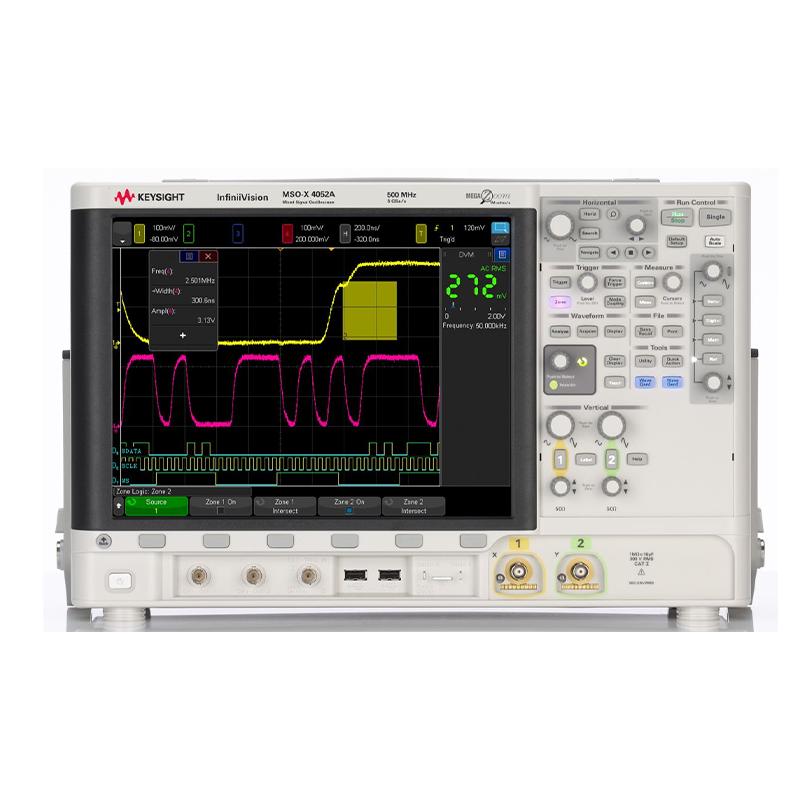 是德科技 MSOX4052A 混合信号示波器