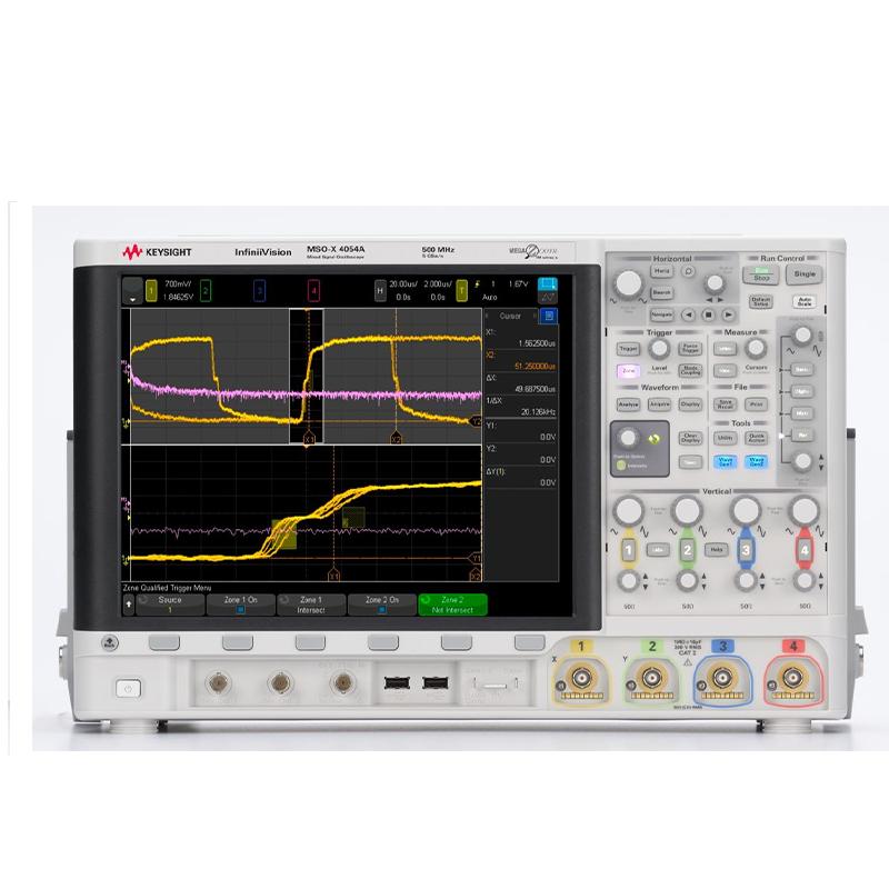 是德科技 MSOX4054A 混合信号示波器