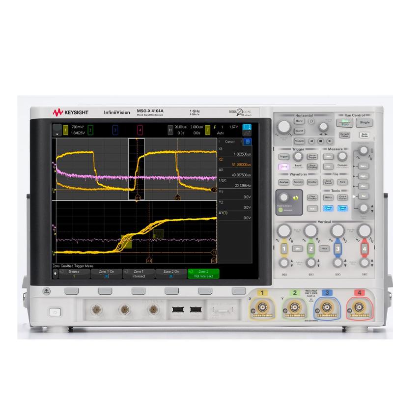 是德科技 MSOX4104A 混合信号示波器
