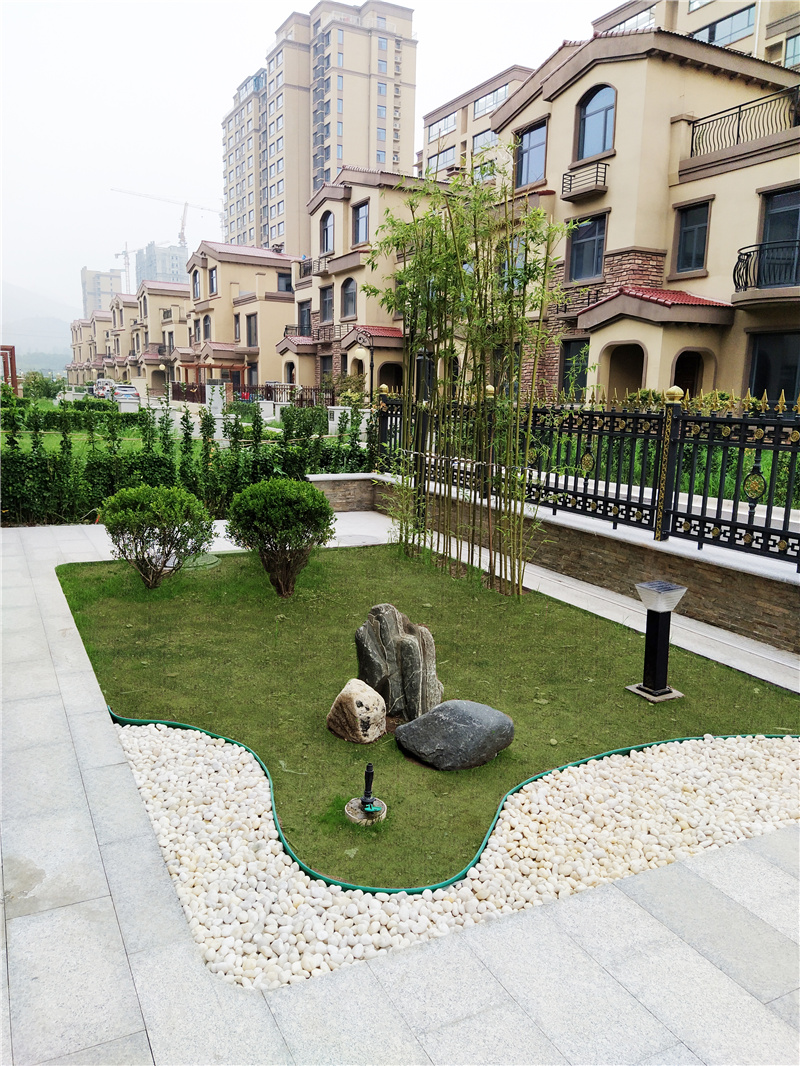 金桂园别墅区景观设计施工