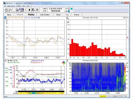 德国移动噪声振动测试平台
