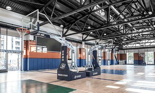 老厂房改造体育馆