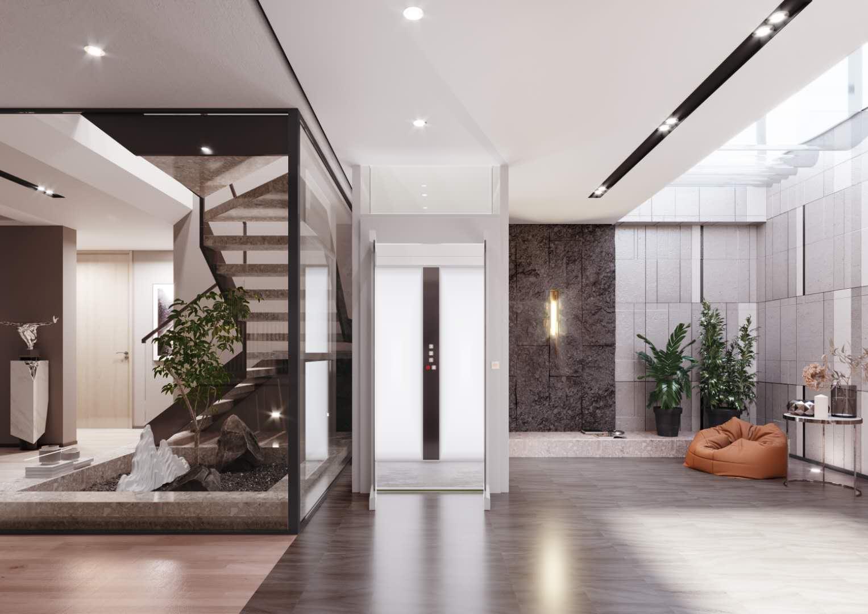 别墅电梯应该如何选择?