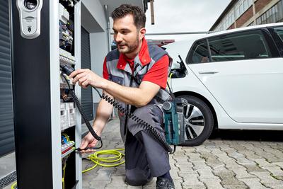 充电设施测试一体化解决方案 电气安全测试仪 PROFITEST MXTRA