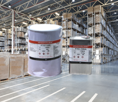 氟橡膠涂料FTC-100、固化劑FTC-100A
