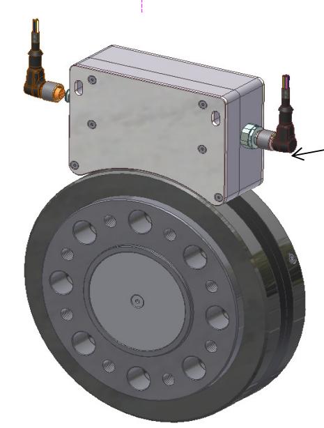 ASA-RT ATB-NXM90扭矩传感器