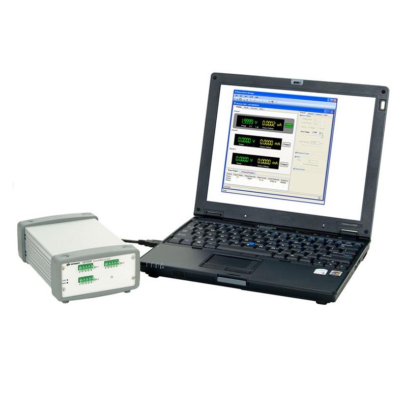 是德科技 U2722A USB 模块化源测量单元