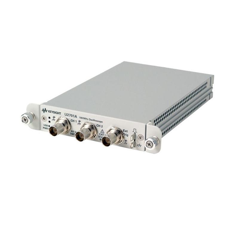 是德科技 U2701A USB 模块化示波器