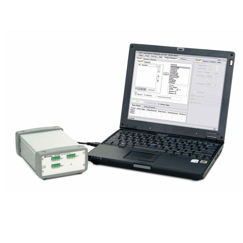 是德科技 U2723A USB 模块化信号源测量单元