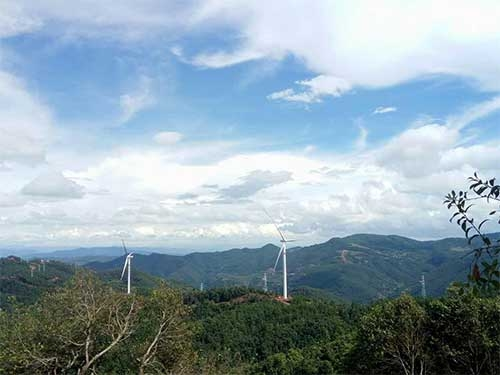 风电场设计水平