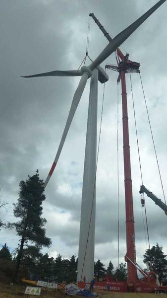 中小型风电机组
